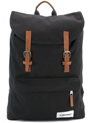 Рюкзак London Eastpak. Цвет: чёрный