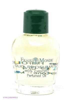 Парфюмированное масло Ирис Frais Monde. Цвет: белый