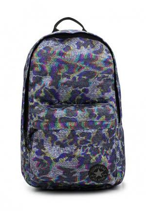 Рюкзак Converse. Цвет: разноцветный