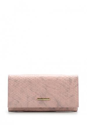 Кошелек Dimanche. Цвет: розовый