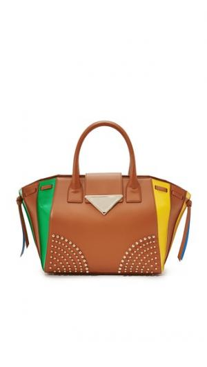 Большая сумка с короткими ручками Giovanna Sara Battaglia