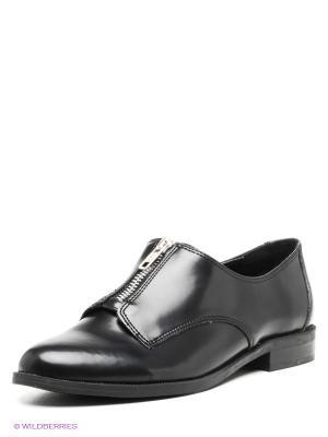 Ботинки New Look. Цвет: черный
