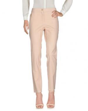 Повседневные брюки PAZ TORRAS. Цвет: светло-розовый