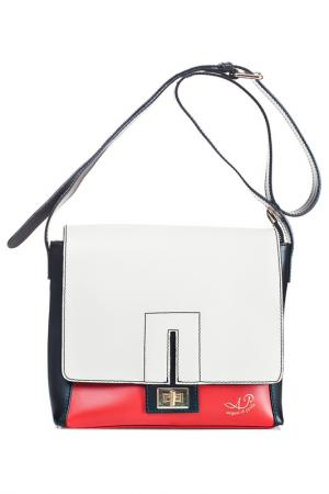 BAG Acqua di Perla. Цвет: red, natural