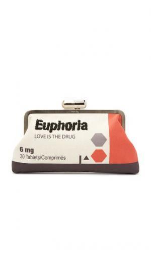 Классический клатч Euphoria Day Sarah's Bag