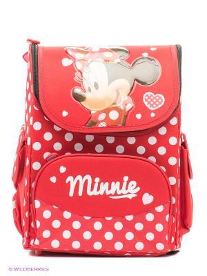 Рюкзак Маленькая Мисс Disney. Цвет: красный, белый