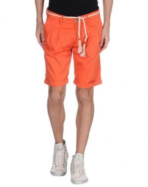 Бермуды BASICON. Цвет: оранжевый