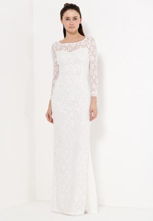 Платье Zerkala. Цвет: белый