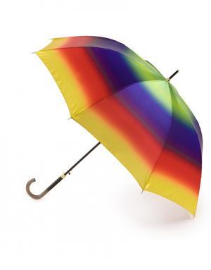 Зонт-трость автомат Радуга Henry Backer. Цвет: multicolor