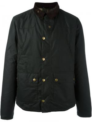 Куртка Reelin Barbour. Цвет: зелёный