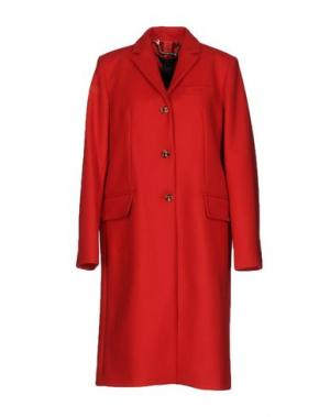 Пальто MARC BY JACOBS. Цвет: красный
