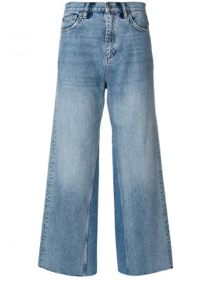 Джинсы Caron Mih Jeans. Цвет: синий