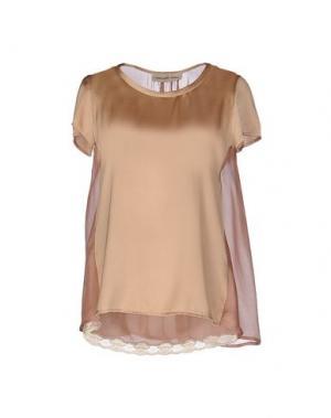 Блузка COAST WEBER & AHAUS. Цвет: пастельно-розовый