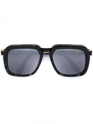 Солнцезащитные очки 616-3 Cazal. Цвет: чёрный