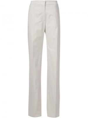 Front pleat trousers Jeffrey Dodd. Цвет: телесный