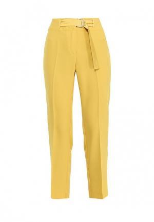 Брюки Max&Co. Цвет: желтый