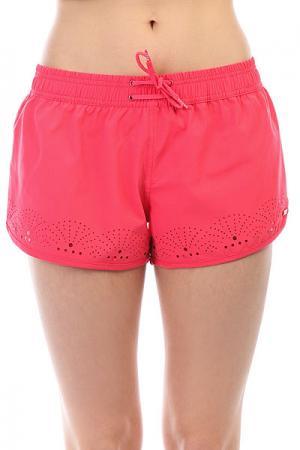 Шорты пляжные женские  Festbazar Rouge Red Roxy. Цвет: розовый