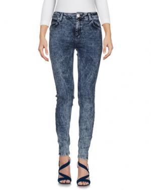 Джинсовые брюки 2ND ONE. Цвет: синий
