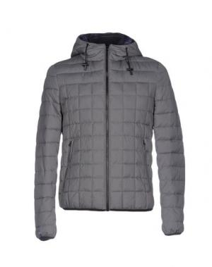 Куртка BOSIDENG. Цвет: стальной серый