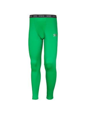 Тайтсы мужские Fenix 2K. Цвет: зеленый