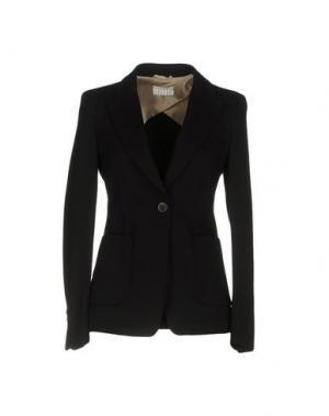 Пиджак KILTIE. Цвет: черный