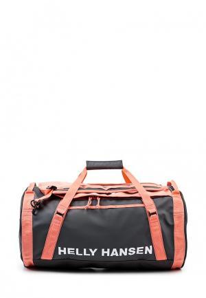 Сумка спортивная Helly Hansen. Цвет: серый