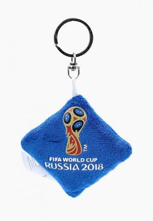 Брелок 2018 FIFA World Cup Russia™. Цвет: синий