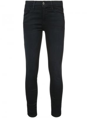 Skinny jeans Frame Denim. Цвет: синий