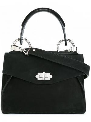 Мини сумка-тоут Hava Proenza Schouler. Цвет: чёрный