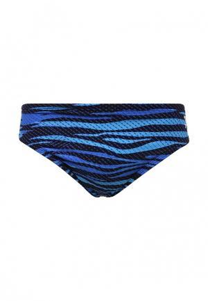 Плавки TYR. Цвет: синий