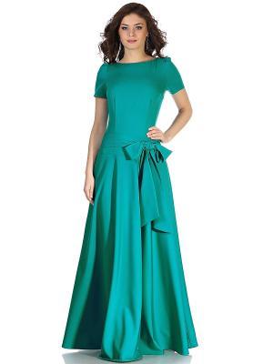 Платье OLIVEGREY. Цвет: морская волна