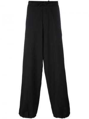 Широкие брюки Société Anonyme. Цвет: чёрный