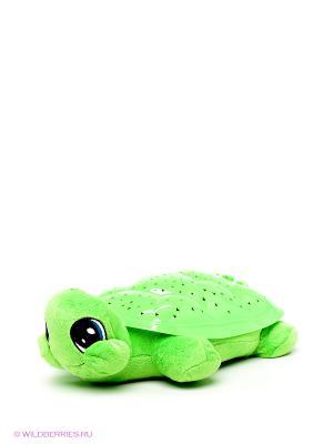 Проектор-ночник Черепаха Мульти-пульти. Цвет: зеленый