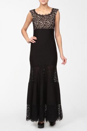 Платье Frank Lyman Design. Цвет: чёрный