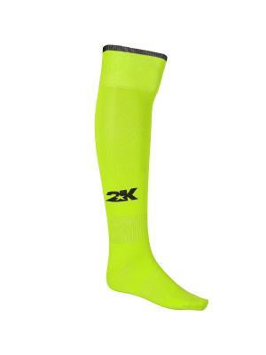 Гетры футбольные Classic 2K. Цвет: черный, желтый