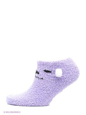 Носки Infinity Lingerie. Цвет: фиолетовый