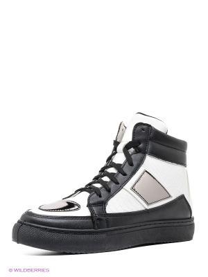 Ботинки VIVIAN ROYAL. Цвет: белый