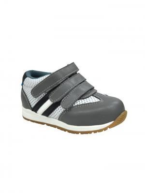 Обувь ортопедическая малосложная BRUNO, арт. 7.85.2 ORTMANN. Цвет: серый