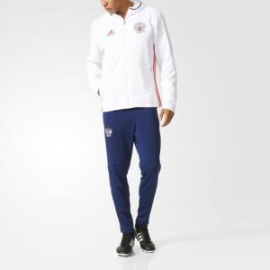 Парадный костюм Россия Adidas Performance. Цвет: white / red / dark blue