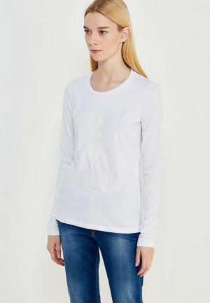 Лонгслив Trussardi Jeans. Цвет: белый