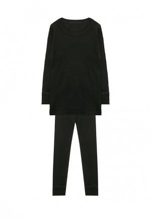 Комплект Dr.Wool. Цвет: черный