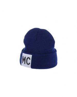 Головной убор MC MASTER OF CEREMONIES. Цвет: ярко-синий