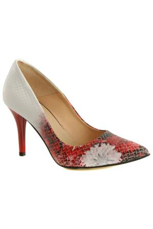 Shoes BOSCCOLO. Цвет: white, red