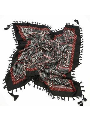 Платок FOXTROT. Цвет: черный