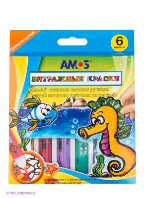 Набор для творчества AMOS. Цвет: желтый