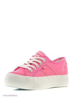 Кеды XTI. Цвет: розовый