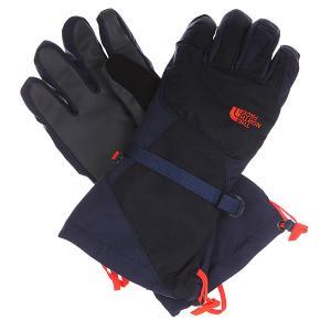 Перчатки сноубордические  Montana Etip Glove Cosmic Blue The North Face. Цвет: черный,синий