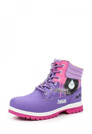 Ботинки Kakadu. Цвет: фиолетовый