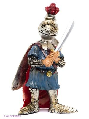 Фигурка Рыцарь На страже The Comical World of Stratford. Цвет: синий, серо-зеленый