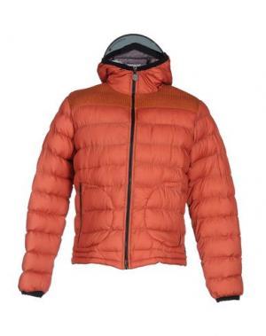 Куртка POC PEOPLE OF CANADA. Цвет: ржаво-коричневый